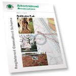 Cover of the new Arboricultural Association Registered Consultant Application pack