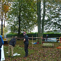 Countryside Careers day - AA South East Branch rigging workshop