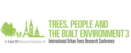 Trees, People and the Built Environment 3